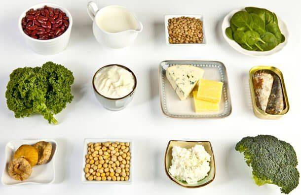 alimentos para evitar osteoporose