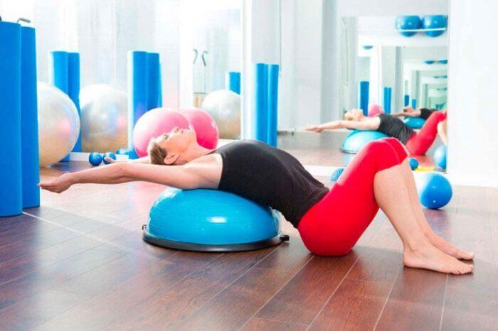 pilates para tratamento de dor crônica nas costas