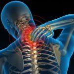 Quais são as causas da dor na coluna cervical?