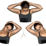 Tratamento caseiro: Alongamentos aliviam dor na coluna cervical