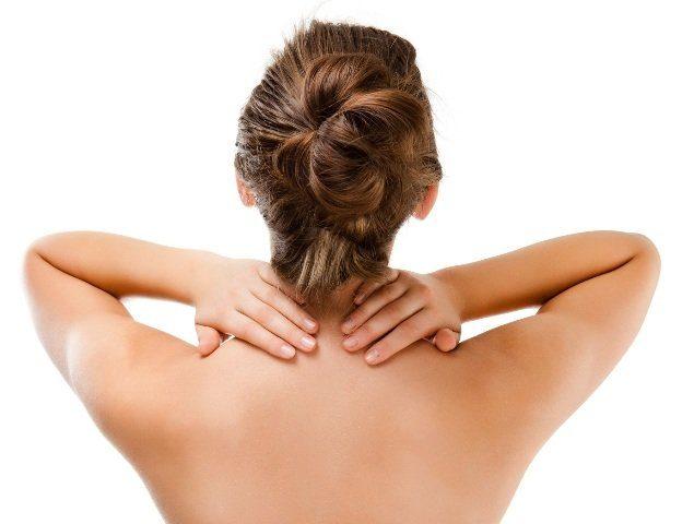 Causa da dor no pescoço
