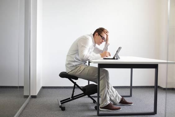 postura no trabalho