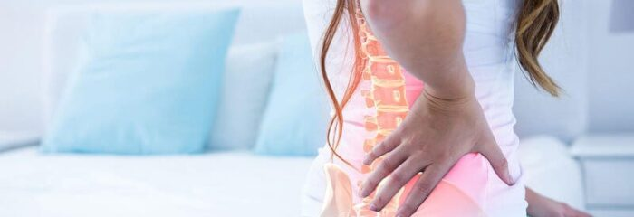Por que sinto dor nas costas?