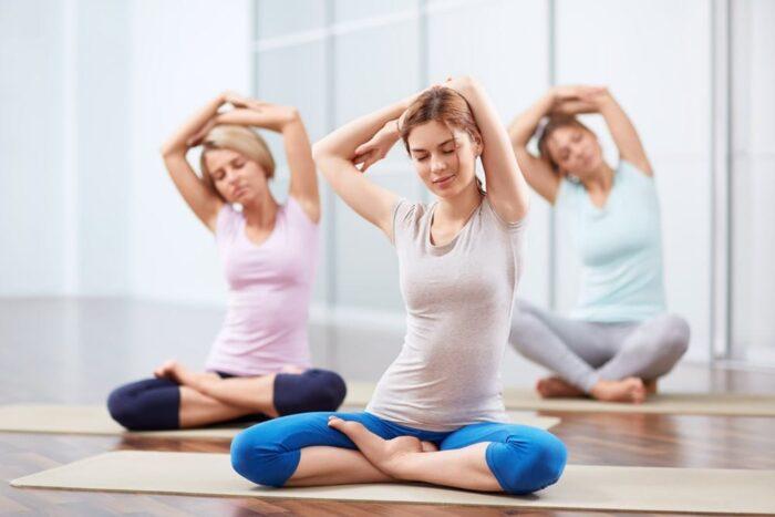 yoga para dor nas costas