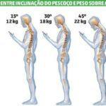 Dicas para evitar lesões na coluna devido ao uso do smartphone