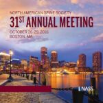 Congresso da Sociedade Americana de Coluna reúne especialistas em Boston