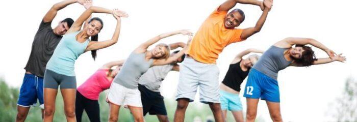 Programas de exercícios para dor na coluna
