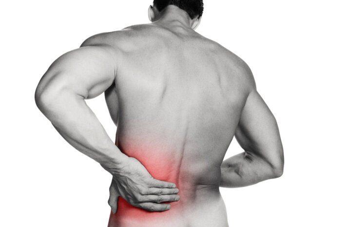 doenças da coluna: lombalgia