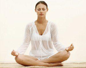 yoga para dores na coluna