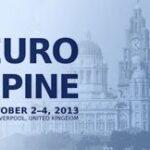 Especialistas da coluna se reúnem no Congresso Internacional EuroSpine 2013