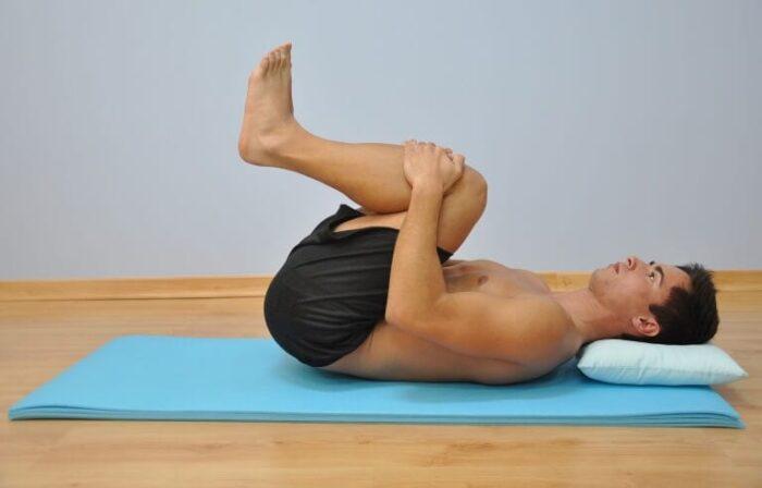 exercicios para dor nas costas