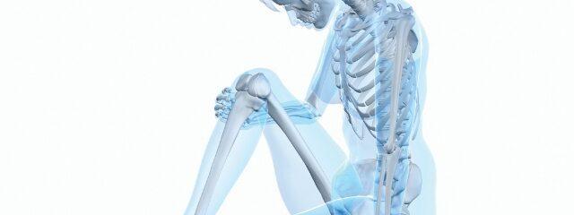 Raio X da osteoporose