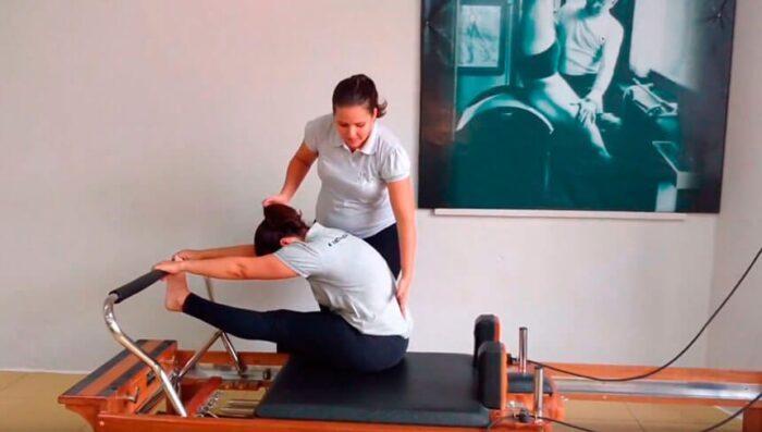 tratamento da coluna lombar com pilates