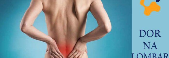 Dor na lombar pode ser passageira ou contínua