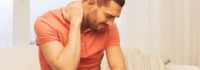 Estresse pode ser uma das causas da cervicalgia